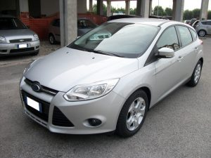 FORD FOCUS 1.6 TDCI 95CV PLUS – 5 PORTE