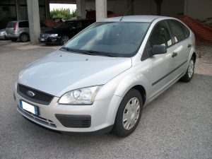 FORD FOCUS 1.6 TDCI 90CV PLUS – 5 PORTE